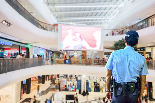 Commercial and Retail Security